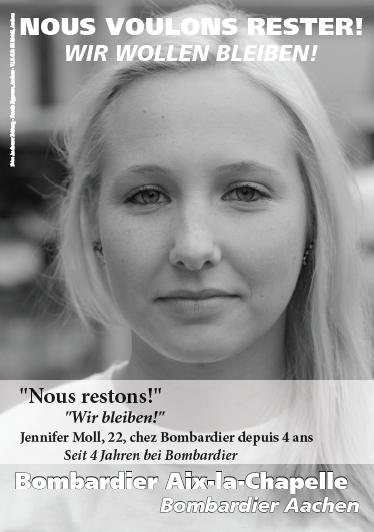 Postkarte 14 Jennifer